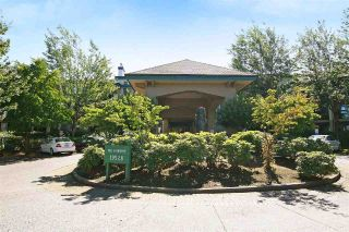 "Main Photo: 306 19528 FRASER Highway in Surrey: Cloverdale BC Condo for sale in ""FAIRMONT"" (Cloverdale)  : MLS® # R2219963"