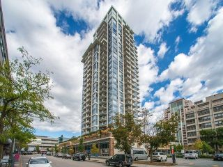 "Main Photo: 609 608 BELMONT Street in New Westminster: Uptown NW Condo for sale in ""VICEROY"" : MLS® # R2235252"