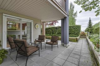 "Main Photo: 106 5600 ANDREWS Road in Richmond: Steveston South Condo for sale in ""THE LAGOONS"" : MLS®# R2268611"