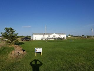 Main Photo: 42-23422 Twp Rd 582 Road: Rural Sturgeon County Manufactured Home for sale : MLS®# E4111168