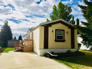 Main Photo: 21 12604 153 Avenue in Edmonton: Zone 27 Mobile for sale : MLS®# E4115688