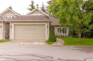"Main Photo: 12 16920 80 Avenue in Surrey: Fleetwood Tynehead Townhouse for sale in ""STONE RIDGE"" : MLS®# R2286010"