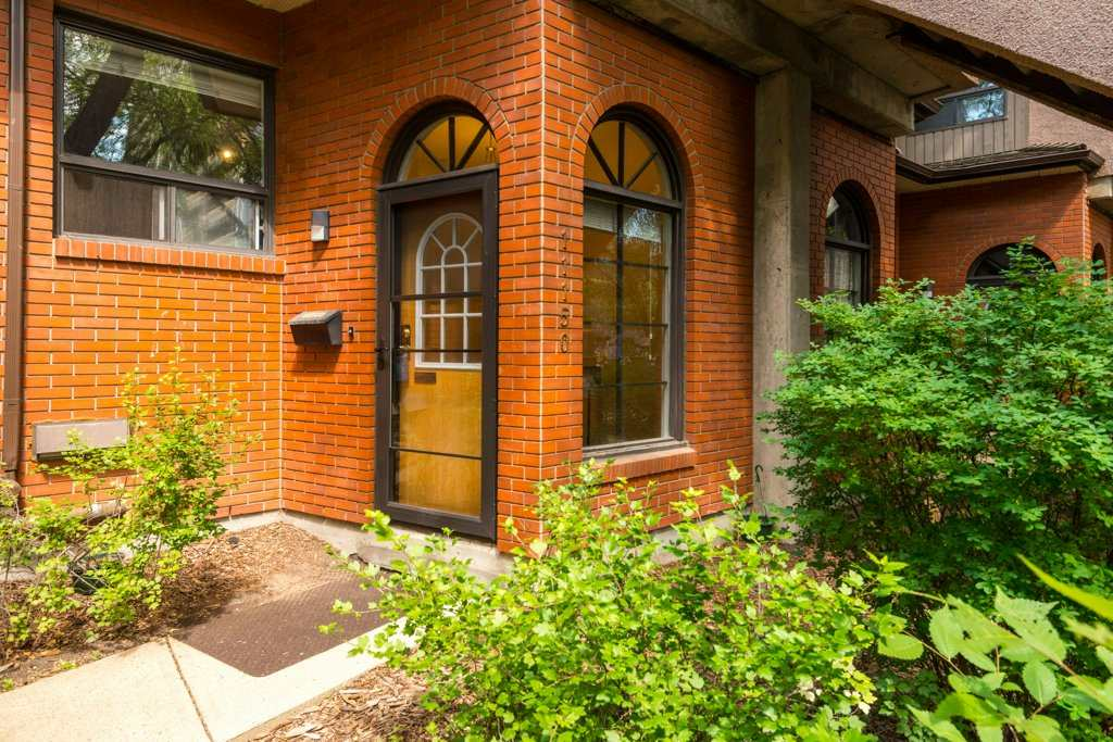 Main Photo: 11150 83 Avenue in Edmonton: Zone 15 Townhouse for sale : MLS®# E4120553