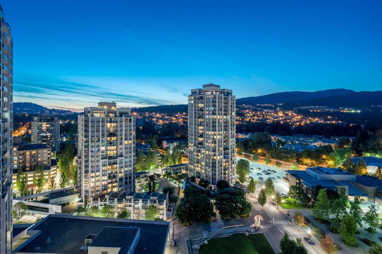 "Main Photo: 2110 3007 GLEN Drive in Coquitlam: North Coquitlam Condo for sale in ""Evergreen by Bosa"" : MLS®# R2295147"