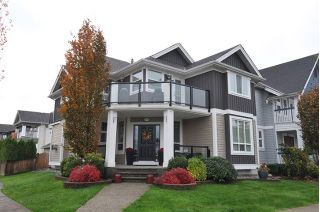"Main Photo: 11192 CALLAGHAN Close in Pitt Meadows: South Meadows House for sale in ""River's Edge"" : MLS®# R2319314"