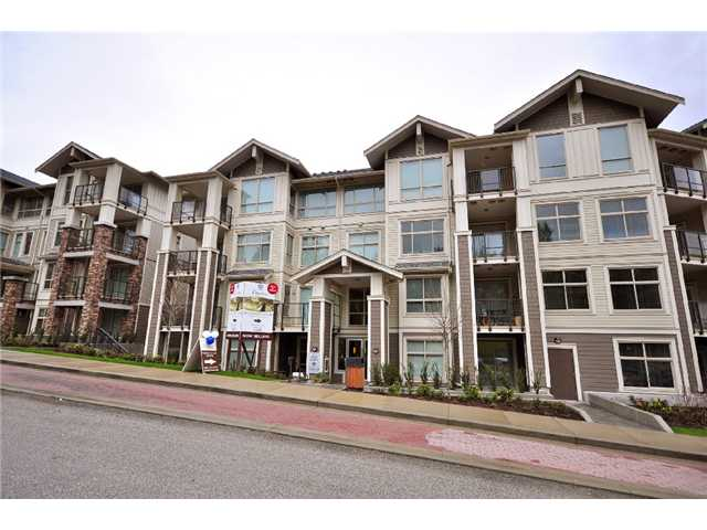 Main Photo: # 212 - 245 Ross Drive in New Westminster: Fraserview NW Condo for sale : MLS® # V989809