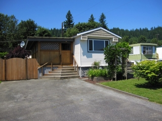 "Main Photo: 22 9960 WILSON Road in Mission: Mission-West Manufactured Home for sale in ""RUSKIN PLACE"" : MLS® # F1415955"