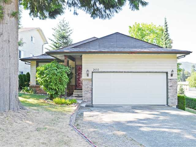 "Main Photo: 2653 SPURAWAY Avenue in Coquitlam: Ranch Park House for sale in ""RANCH PARK"" : MLS® # V1131944"
