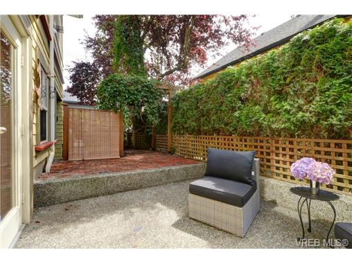 Photo 19: C 142 St. Lawrence Street in VICTORIA: Vi James Bay Townhouse for sale (Victoria)  : MLS® # 368037