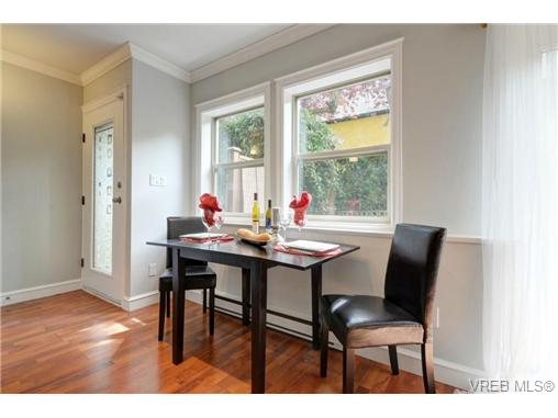 Photo 6: C 142 St. Lawrence Street in VICTORIA: Vi James Bay Townhouse for sale (Victoria)  : MLS® # 368037