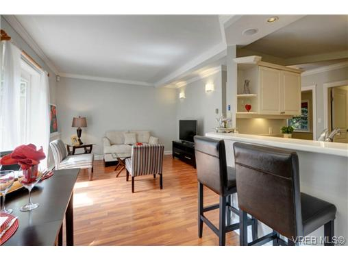 Photo 8: C 142 St. Lawrence Street in VICTORIA: Vi James Bay Townhouse for sale (Victoria)  : MLS® # 368037