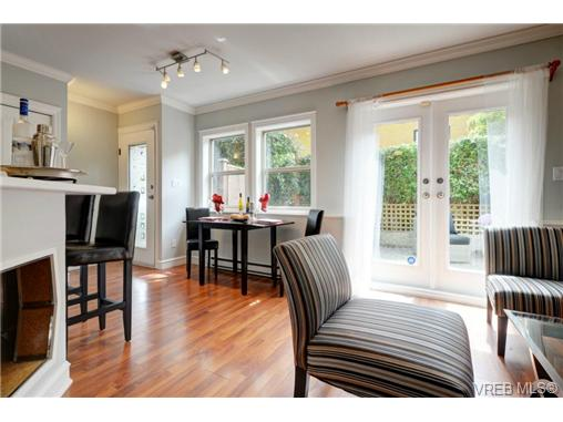 Photo 9: C 142 St. Lawrence Street in VICTORIA: Vi James Bay Townhouse for sale (Victoria)  : MLS® # 368037