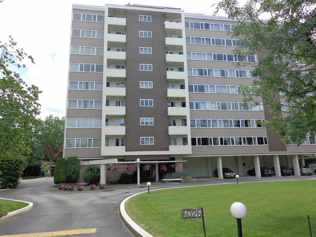 Main Photo: 707 6026 TISDALL Street in Vancouver: Oakridge VW Condo for sale (Vancouver West)  : MLS® # R2126965