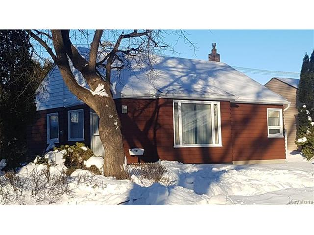 Main Photo: 1144 Strathcona Street in Winnipeg: Polo Park Residential for sale (5C)  : MLS® # 1700946