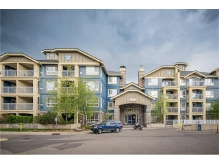 Main Photo: 317 35 RICHARD Court SW in Calgary: Lincoln Park Condo for sale : MLS(r) # C4098392