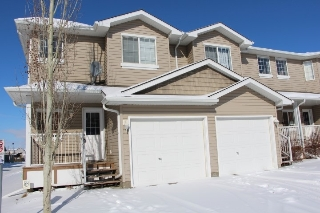 Main Photo: 15 380 SILVER BERRY Road in Edmonton: Zone 30 Townhouse for sale : MLS(r) # E4053873