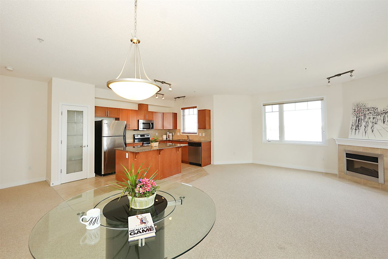 Photo 6: 311 2035 GRANTHAM Court in Edmonton: Zone 58 Condo for sale : MLS(r) # E4055197