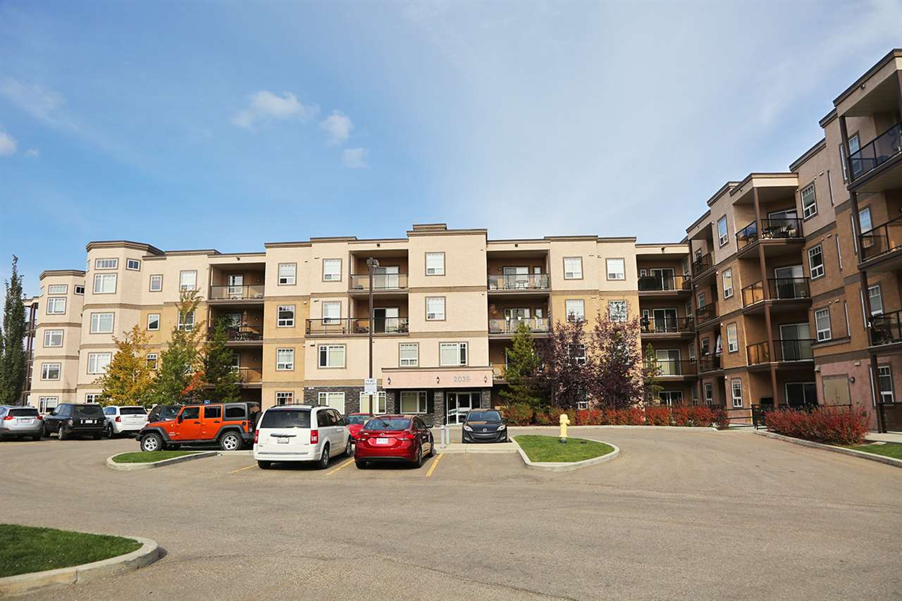 Photo 2: 311 2035 GRANTHAM Court in Edmonton: Zone 58 Condo for sale : MLS(r) # E4055197