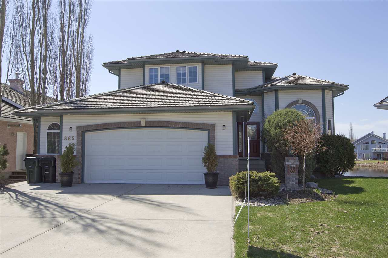 Main Photo: 865 NOTTINGHAM Boulevard: Sherwood Park House for sale : MLS(r) # E4056146