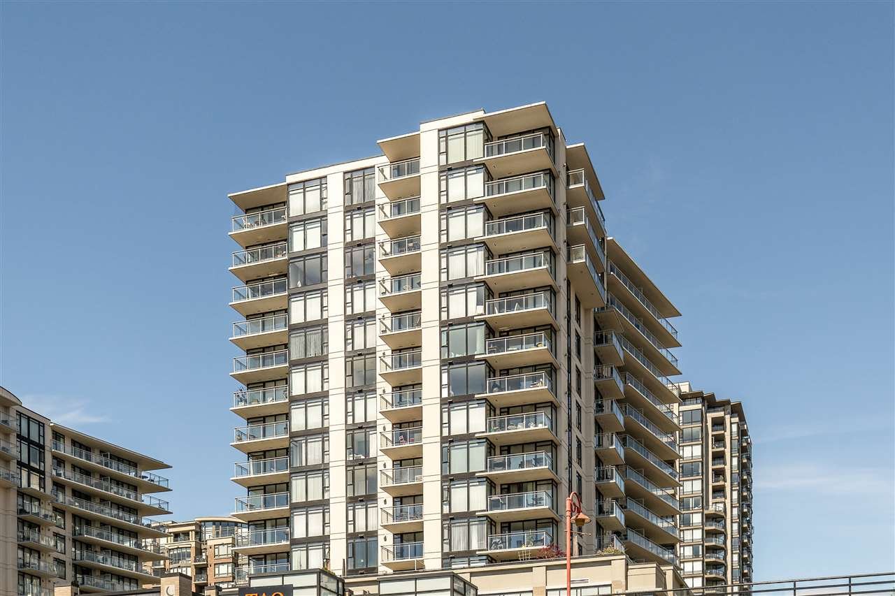 Main Photo: 1202 155 W 1ST Street in North Vancouver: Lower Lonsdale Condo for sale : MLS® # R2162403
