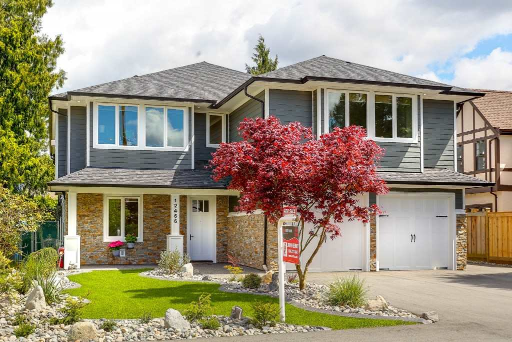 Main Photo: 12466 208 Street in Maple Ridge: Northwest Maple Ridge House for sale : MLS(r) # R2163839