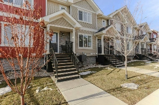 Main Photo: 29 675 ALBANY Way in Edmonton: Zone 27 Townhouse for sale : MLS(r) # E4066852