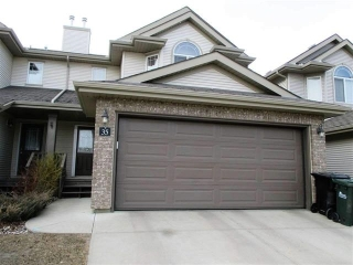 Main Photo: 35 155 CROCUS Crescent: Sherwood Park House Half Duplex for sale : MLS(r) # E4069121