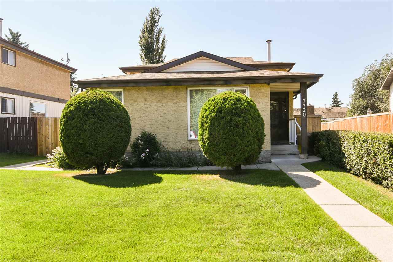 Main Photo: 7720 180 Street in Edmonton: Zone 20 House for sale : MLS® # E4078336