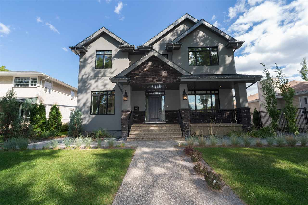 Main Photo: 9319 146 Street in Edmonton: Zone 10 House for sale : MLS® # E4078474