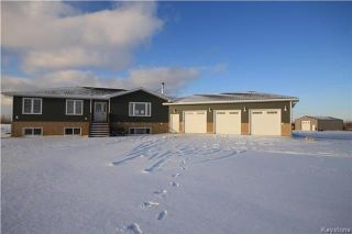Main Photo: 1335 Fraser Road in Winnipeg: South St Vital Residential for sale (2M)
