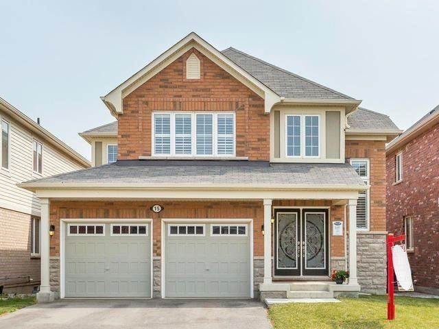 Main Photo: 15 Aldersgate Drive in Brampton: Northwest Brampton House (2-Storey) for sale : MLS®# W3942186