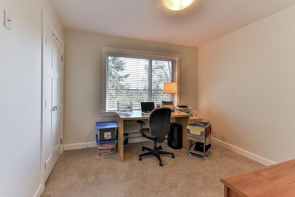 "Photo 17: Photos: 48 16118 87 Avenue in Surrey: Fleetwood Tynehead Townhouse for sale in ""ACADEMY"" : MLS® # R2213604"