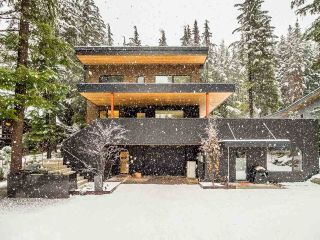 Main Photo: 6530 BALSAM Way in Whistler: Whistler Cay Estates House for sale : MLS® # R2222838