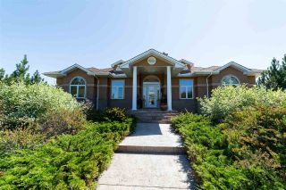 Main Photo: 52221 Range Road 274: Rural Parkland County House for sale : MLS® # E4089345