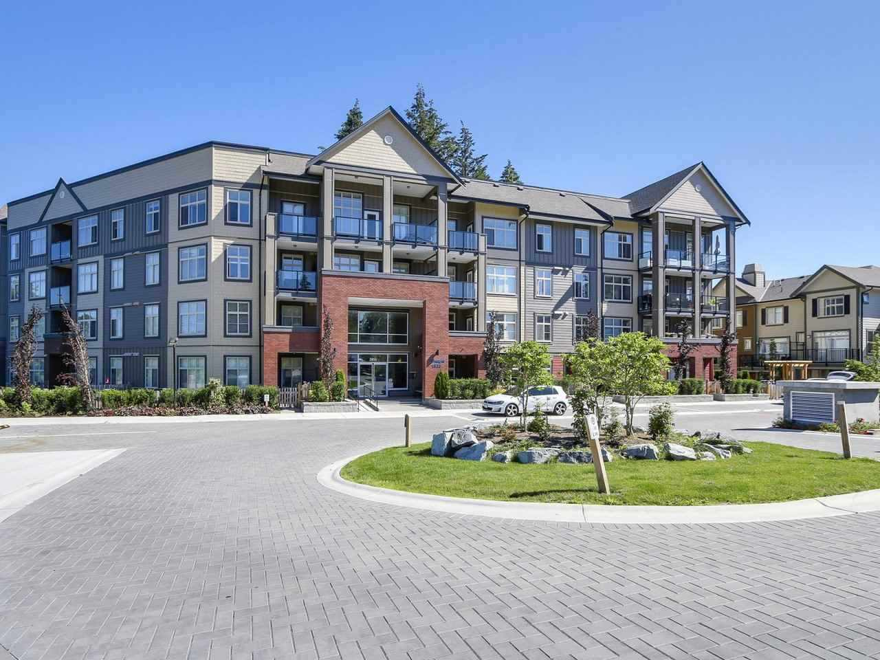 "Main Photo: 106 2855 156 Street in Surrey: Grandview Surrey Condo for sale in ""CONDO AT THE HEIGHTS"" (South Surrey White Rock)  : MLS® # R2230927"