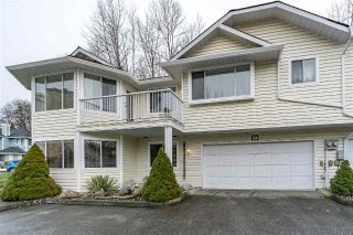 "Main Photo: 15 22555 116 Avenue in Maple Ridge: East Central Townhouse for sale in ""FRASERVIEW VILLAGE"" : MLS® # R2243405"
