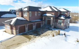Main Photo: 8 26107 TWP 532A: Rural Parkland County House for sale : MLS® # E4098899