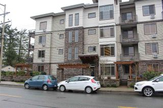 Main Photo: 409 11887 BURNETT Street in Maple Ridge: East Central Condo for sale in "