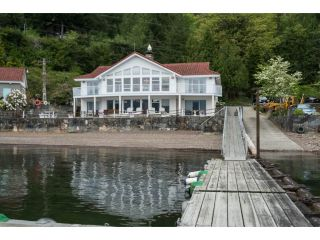 Main Photo: 6969 ROCKWELL Drive: Harrison Hot Springs House for sale : MLS®# R2260314