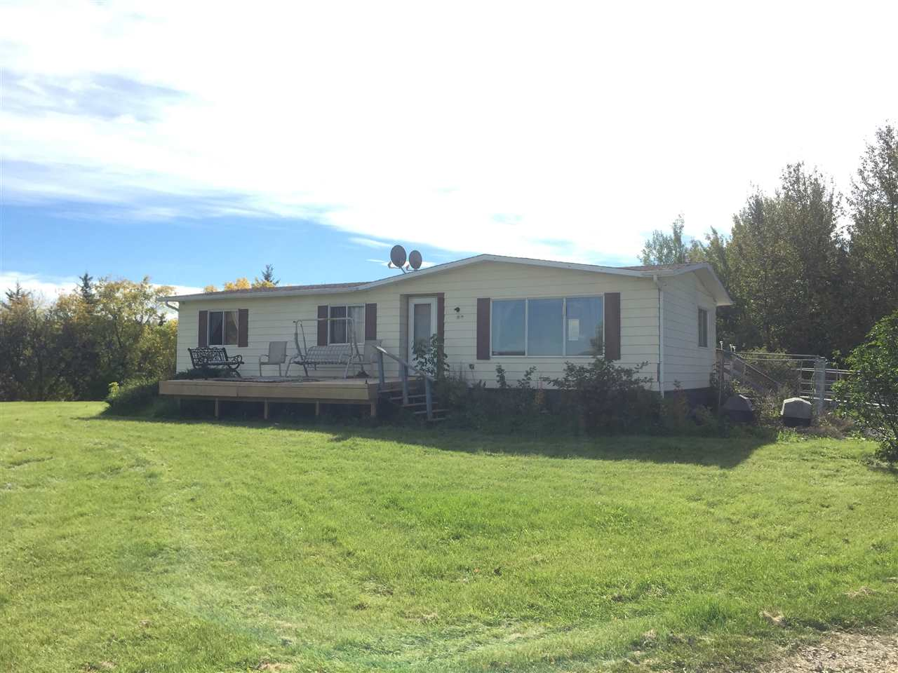 Main Photo: 66156 RGE RD 20: Rural Lesser Slave River M.D. House for sale : MLS®# E4107511