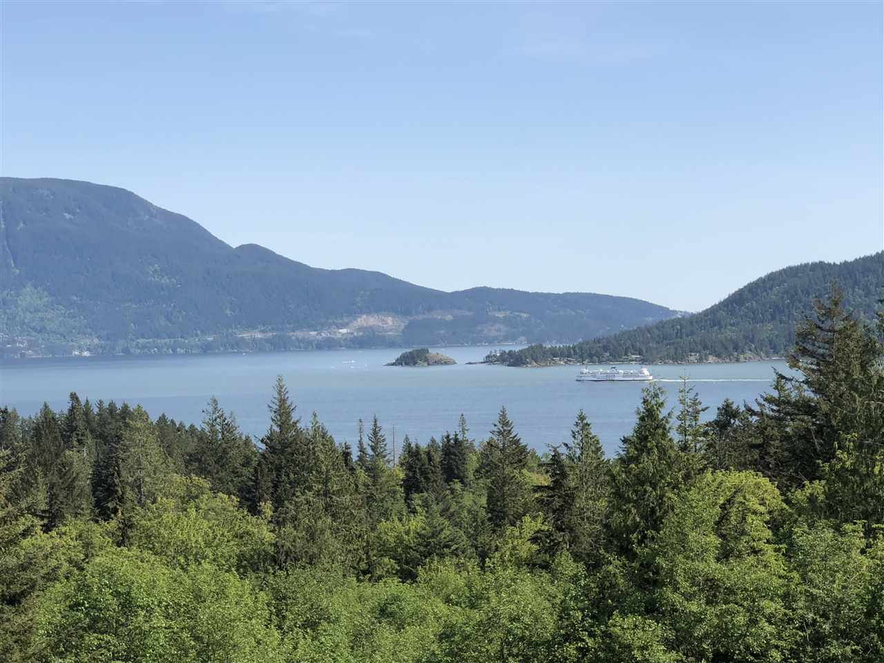 Main Photo: Lot 16 FIRCOM PLATEAU STREET: Gambier Island Home for sale (Sunshine Coast)  : MLS®# R2269746