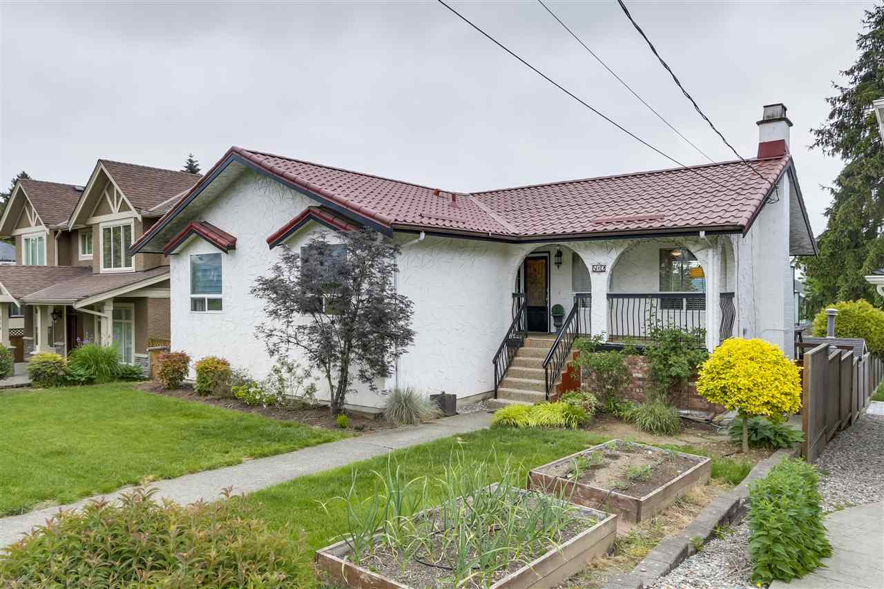 Main Photo: 512 AMESS Street in New Westminster: The Heights NW House for sale : MLS®# R2270415
