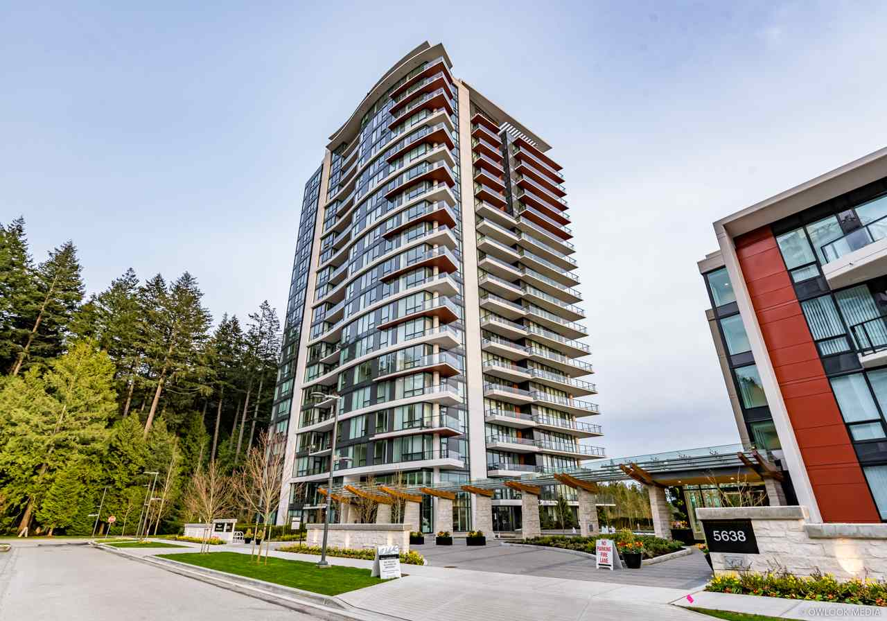 "Main Photo: 306 5628 BIRNEY Avenue in Vancouver: University VW Condo for sale in ""LAUREATES"" (Vancouver West)  : MLS®# R2274632"