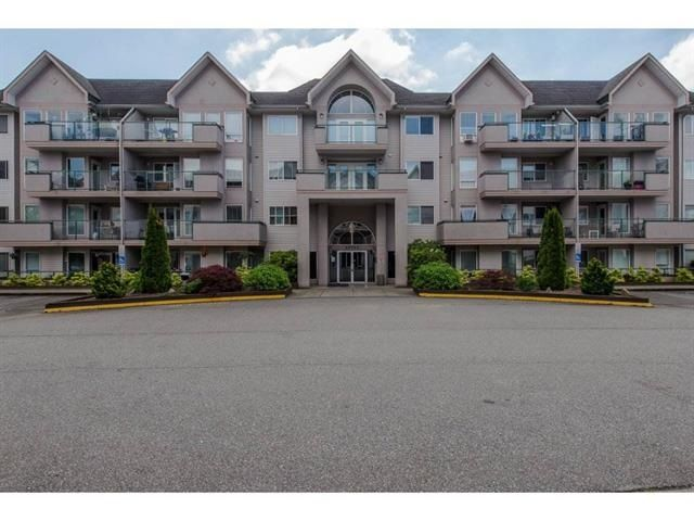"Main Photo: 210 33668 KING Road in Abbotsford: Poplar Condo for sale in ""College Park"" : MLS®# R2283600"