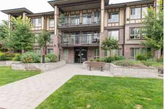 "Main Photo: 206 8733 160 Street in Surrey: Fleetwood Tynehead Condo for sale in ""Manarola"" : MLS®# R2291230"