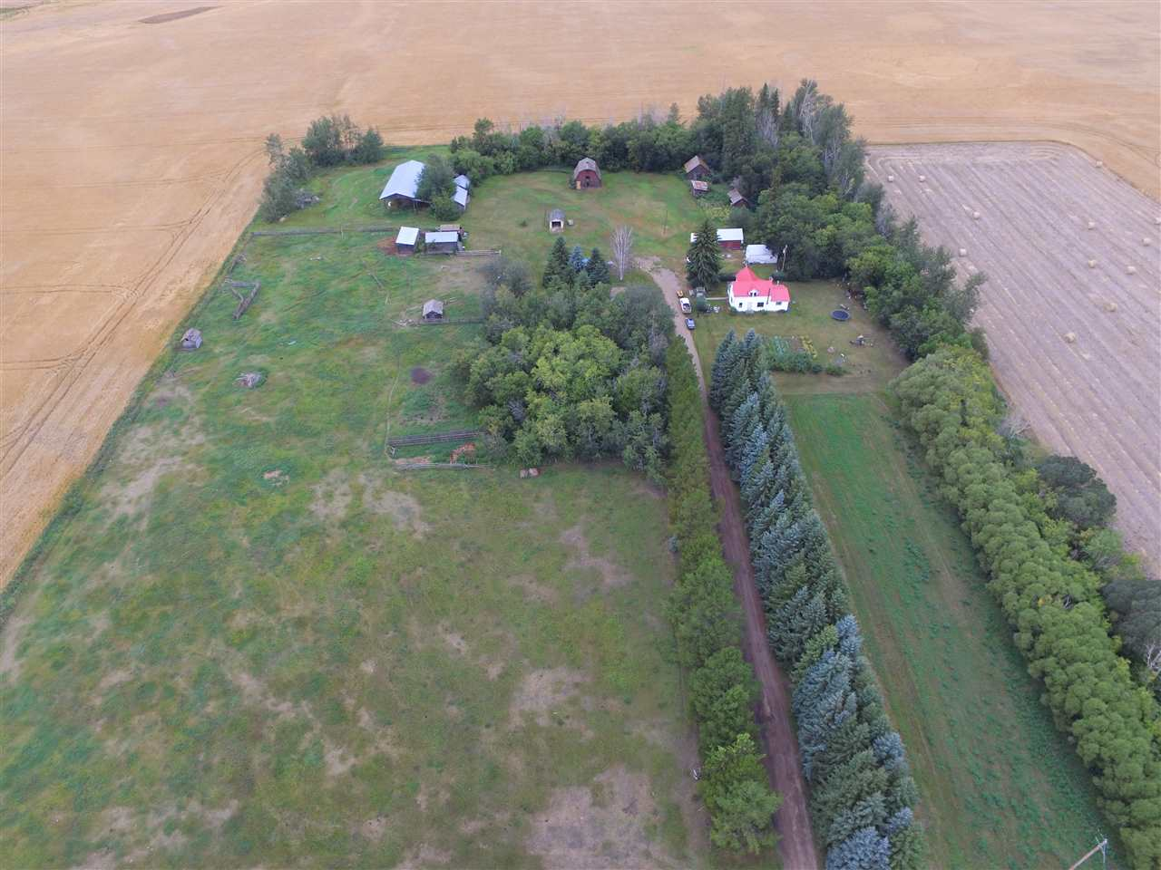 Main Photo: 58504 Range Road 241: Rural Westlock County House for sale : MLS®# E4126860