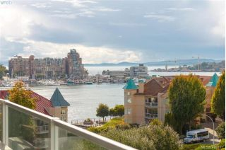 Main Photo: 505 66 Songhees Road in VICTORIA: VW Songhees Condo Apartment for sale (Victoria West)  : MLS®# 400177