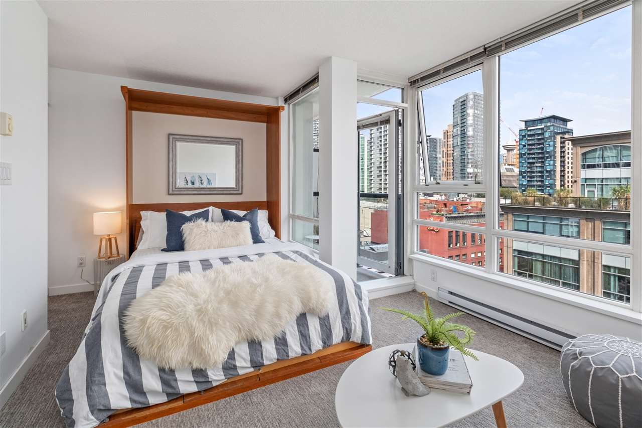 FEATURED LISTING: 1506 - 928 BEATTY Street Vancouver
