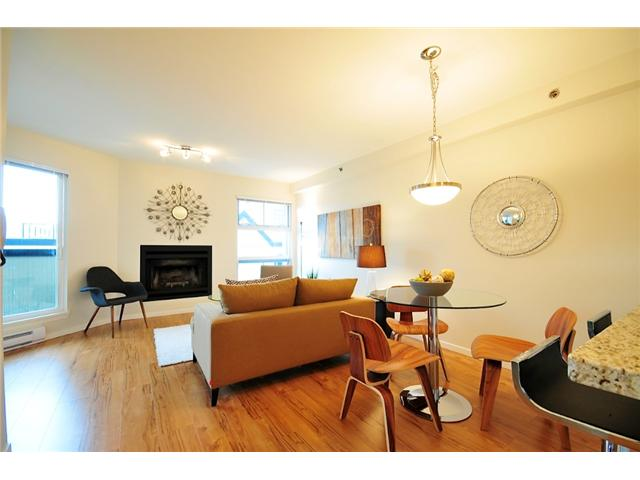 "Photo 2: 23 1350 W 6TH Avenue in Vancouver: Fairview VW Townhouse  in ""PEPPER RIDGE"" (Vancouver West)  : MLS® # V890428"