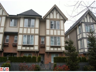 Main Photo: 50 20875 80th Avenue in Langley: Willoughby Heights Townhouse for sale : MLS® # F1220454